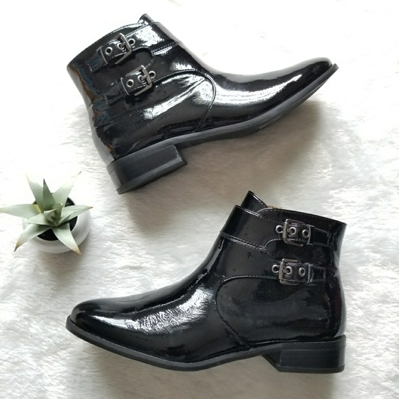b5936a1af68 New Franco Sarto Riddick Ankle Boots!
